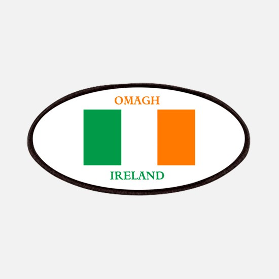 Omagh Ireland Patches