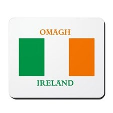 Omagh Ireland Mousepad