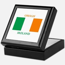 Omagh Ireland Keepsake Box