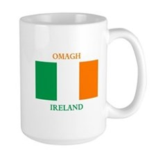 Omagh Ireland Mug