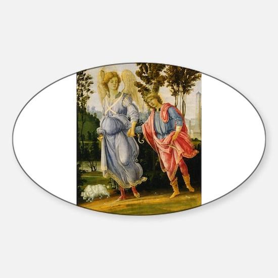 Filippino Lippi - Tobias and the Angel Decal