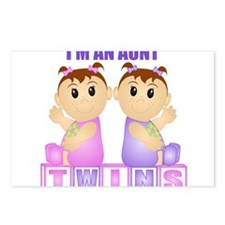 I'm An Aunt (PGG:blk) Postcards (Package of 8)