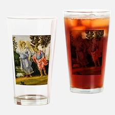 Filippino Lippi - Tobias and the Angel Drinking Gl
