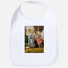Filippino Lippi - Tobias and the Angel Bib