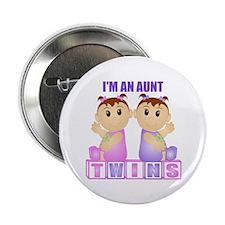 I'm An Aunt (PGG:blk) Button