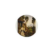 Follower of Pietro Perugino - Saint Jerome in the