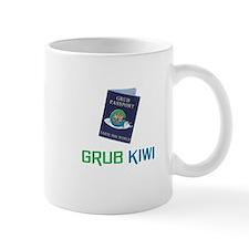 Grub Kiwi 3 Mug