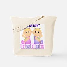 I'm An Aunt (BGG:blk) Tote Bag
