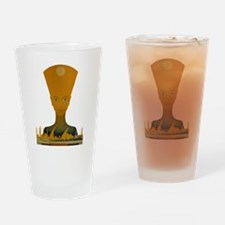 Vintage Egypt Pharaoh Travel Drinking Glass