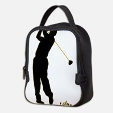 Golf Neoprene Lunch Bag