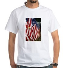 Flag and Medals Shirt