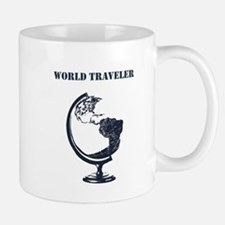 World Traveler Mug