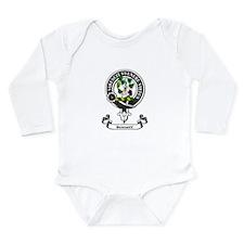 Badge - Burnett Long Sleeve Infant Bodysuit