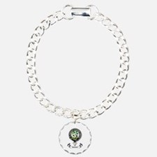 Badge - Burnett Charm Bracelet, One Charm
