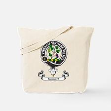 Badge - Burnett Tote Bag