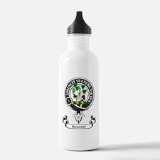 Badge - Burnett Water Bottle