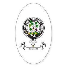 Badge - Burnett Decal