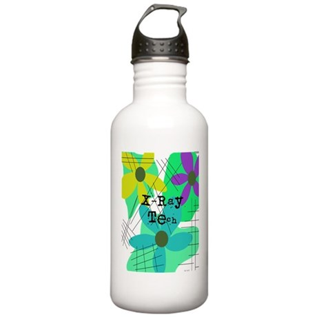 xray tech 8 Water Bottle