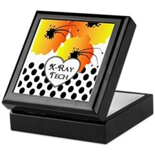 xray tech 2 Keepsake Box