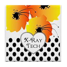 xray tech 2 Tile Coaster