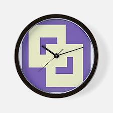 2nd Service CMD Wall Clock
