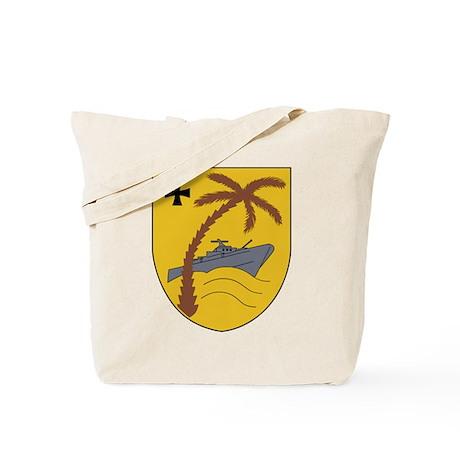 3 Schnellbootgeschwader Wappen Tote Bag