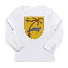 3 Schnellbootgeschwader Wappen Long Sleeve T-Shirt