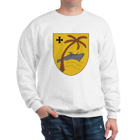 3 Schnellbootgeschwader Wappen Sweatshirt