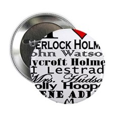 "I Heart Sherlock 2.25"" Button"