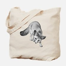 Fennec Desert Fox Tote Bag