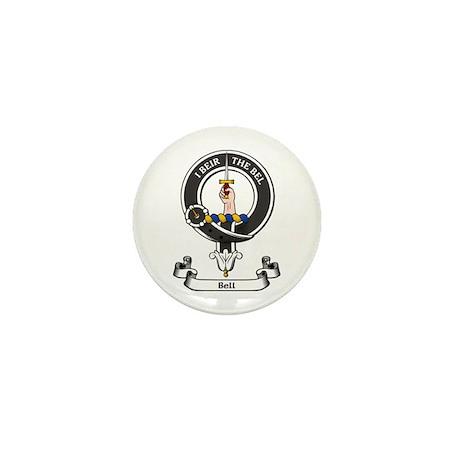 Badge - Bell Mini Button