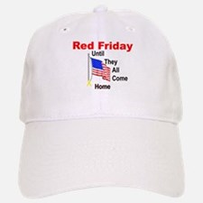 Red Friday (yellow ribbon) Baseball Baseball Cap