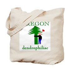 Cute Environmentalist Tote Bag
