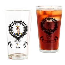 Badge - Bain Drinking Glass