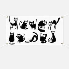 Cute cats Banner