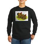 GL Cochin Bantams Long Sleeve Dark T-Shirt
