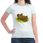 GL Cochin Bantams Jr. Ringer T-Shirt