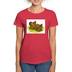 GL Cochin Bantams Women's Dark T-Shirt