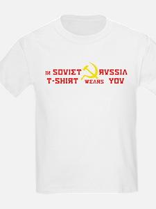 Soviet Russia T-Shirt