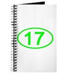 Number 17 Oval Journal