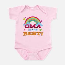 Grandma Is The Best Infant Bodysuit