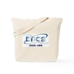 DACS Logo Tote Bag