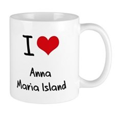 I Love ANNA MARIA ISLAND Mug