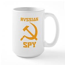 I am a Russian spy Mug