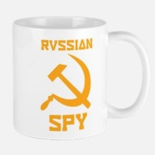 I am a Russian spy Mug