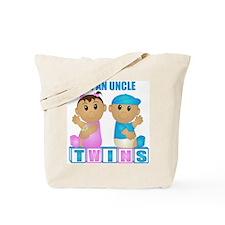 I'm An Uncle (TBG:blk) Tote Bag