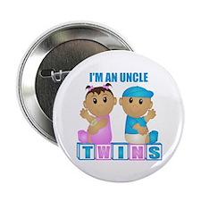 I'm An Uncle (TBG:blk) Button