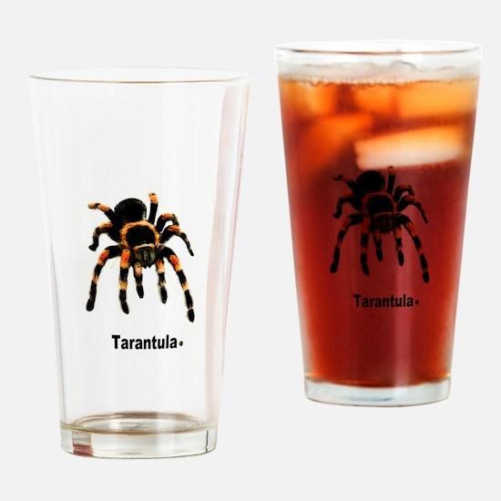 tarantula Drinking Glass