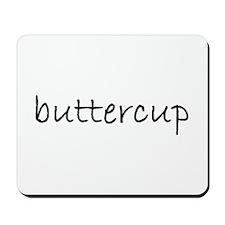 buttercup 2 Mousepad