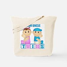 I'm An Uncle (PBG:blk) Tote Bag